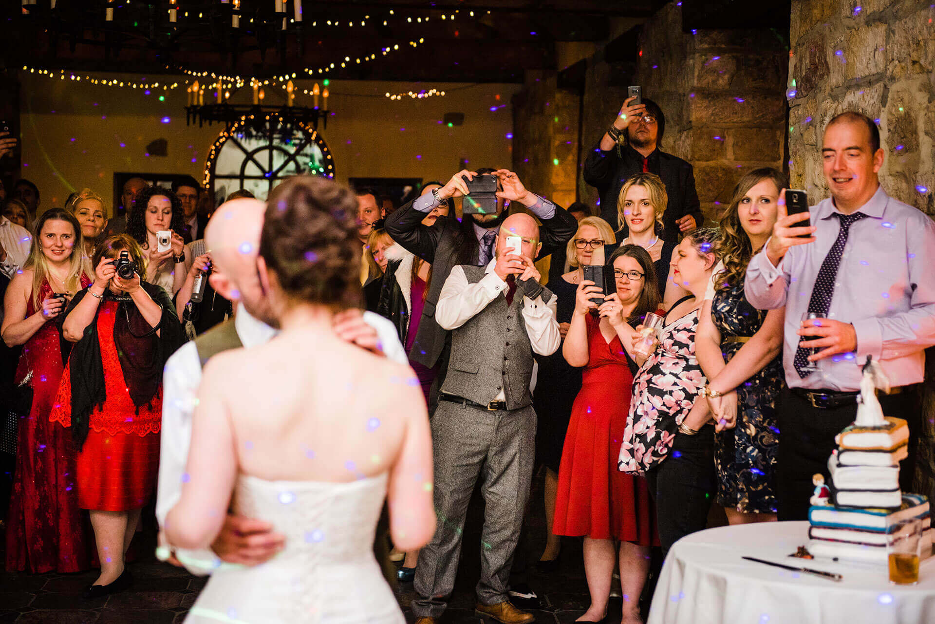 Raven Hall Whitby Yorkshire wedding photographer