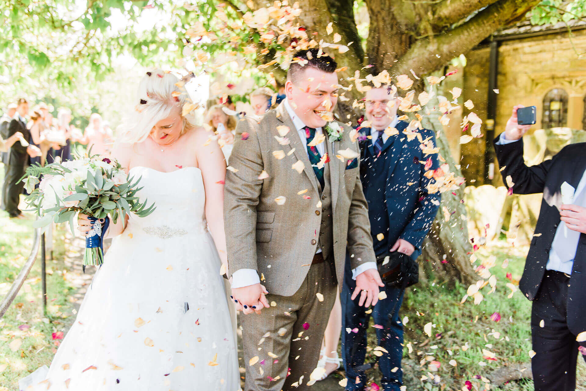 wedding photographer Scarborough North Yorkshire