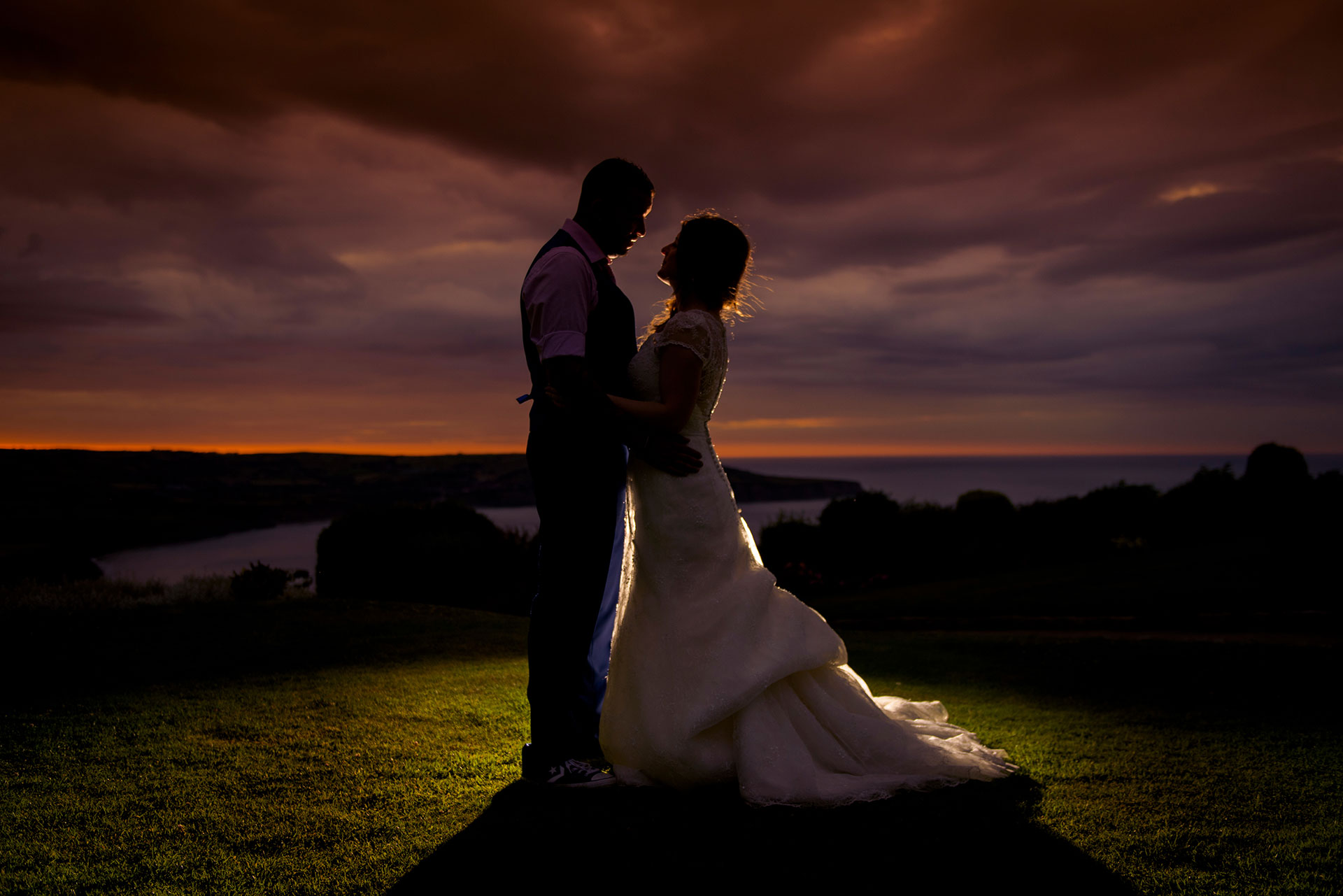 wedding photographers Scarborough North Yorkshire