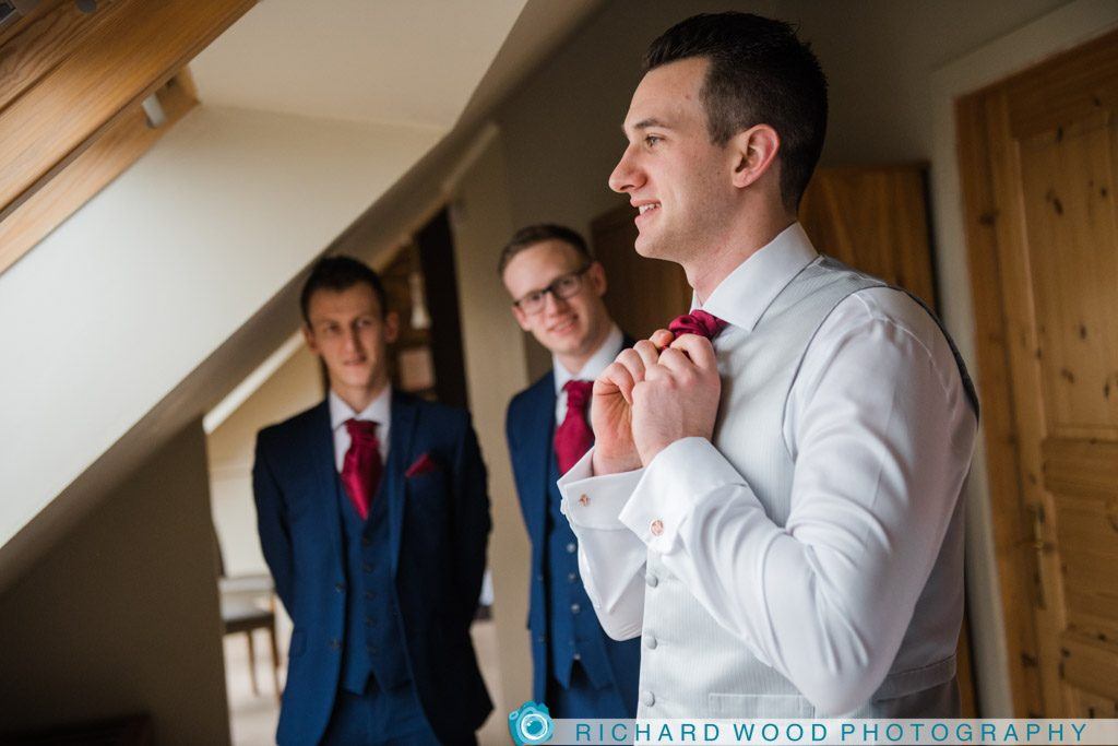 wedding photographers Raven Hall Scarborough North Yorkshire