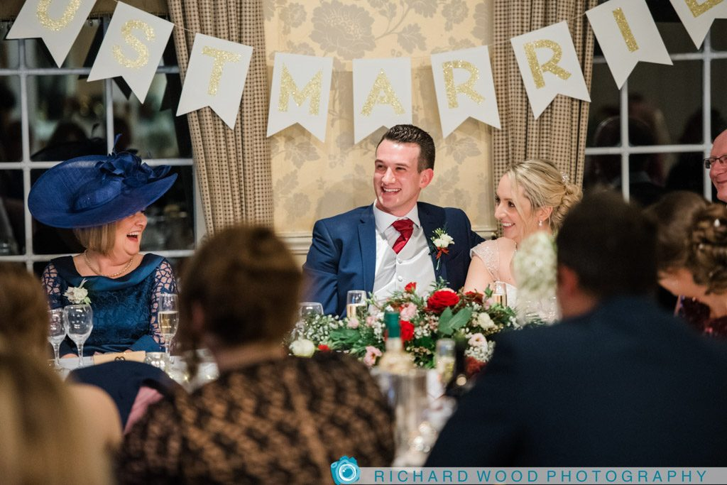 Scarborough wedding photographers Raven Hall North Yorkshire